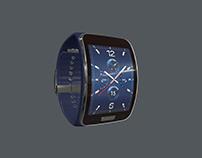 3D Model - Samsung Gear S
