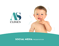 Doctor Ahmed Saleh clinics - Social Media