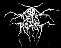 Let's Roast Cycles Logo