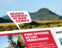 Tourisme Bas-Saint-Laurent - Site Web