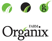 Organix ( Logo Design)