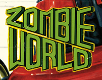 Zombie World Poster