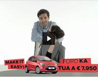 Ford KA – MAKE IT EASY! - 2013
