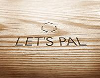 Logo Let's Pal