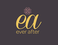 Ever After branding | under Push Associates