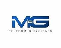 M&G | Logo, Biz Cards