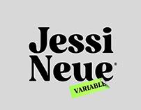 Jessi Neue Font