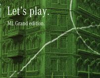 ML GE 'Let's play'