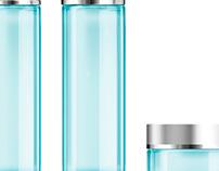 Cosmetics Jars
