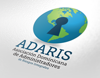 ADARIS logo design