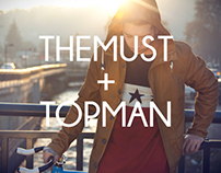 TOPMAN LOOKBOOK | TheMust.cl
