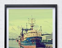 Liepãja's Ship
