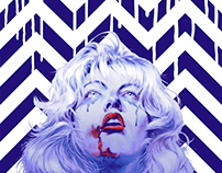 TWIN PEAKS: Fire Walk With Me Screen Prints
