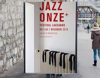 JAZZ 11+ posters