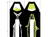 Упаковка для свежей рыбы