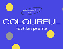 Colorfull Fashion Promo