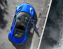 Honda NSX CGI