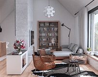 Rooftop Apartment Budapest