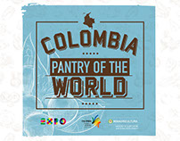 Colombia, pantry of the world - Expo Milán 2015