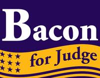 Carol Bacon Judge - Political Campaign