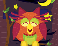 The Sleeping Owl