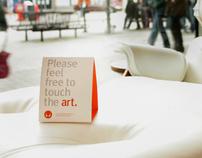 Herman Miller Artprize/GRAM promotion