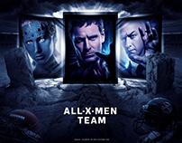 ALL-X-MEN TEAM
