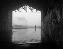 on location
