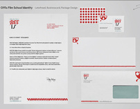Offis Film School Corporate Design