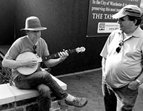 bluegrass man