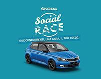 ŠKODA Social Race