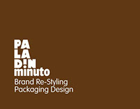 Brand Re-Style & Pack Design