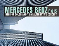 Mercedes Benz - Colour and Trim