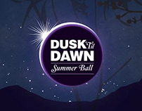 Dusk 'Til Dawn Ball 2013 | Event Marketing