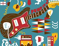 Me Gusta | El Cabriton - Elvis Costello