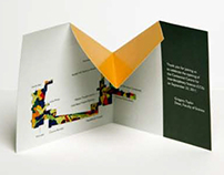 Pop-Up Brochure / 2011