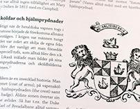 Genealogy book: Våra skotska förfäder