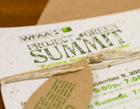 Project Green Summit Collateral