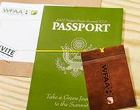 Project Green Summit Invite + Program