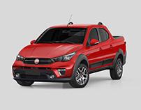 Fiat Strada Adventure 2020