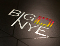 Big D NYE Media Kit + Collateral