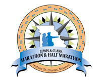 Lewis and Clark Marathon & Half Marathon Logo