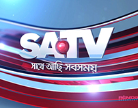 SATV Bangladesh - Network Design RENDERON