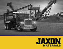 Jaxon Materials Website