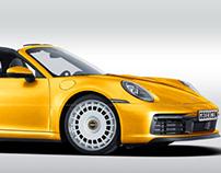 2020 Porsche 911 Targa