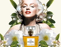 Le Chanel Collage