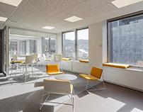 URQ2 / Reforma integral de unas oficinas
