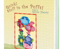 Quick! Stuff in the Puffs! Children's Book