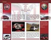 FIAT ALFA ROMEO Webdesign