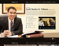 Villarin Law Mock Up